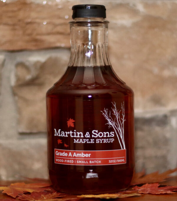 Martin and Sons Maple Syrup 32 oz