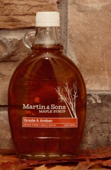 Martin and Sons Maple Syrup 12 oz