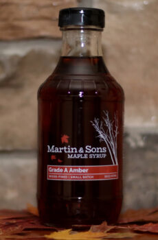 Martin and Sons Maple Syrup 16 oz